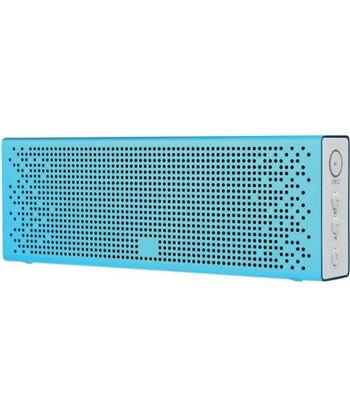 Altavoz bluetooth Xiaomi mi speaker blue - 2x3w - drivers 36mm - func. mano QBH4103GL
