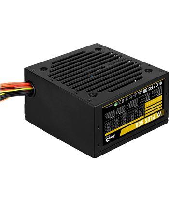 Fuente alimentación Aerocool vx plus 550 - 550w - ventilador 12cm - pci-e 6 VXPLUS550 - AER-FUENTE VXPLUS550
