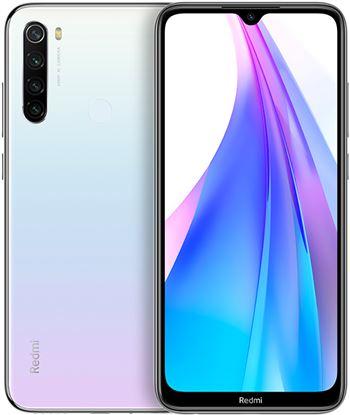 Smartphone móvil Xiaomi redmi note 8t blanco - 6.3''/16cm - snapdragon 665 - MZB8478EU - XIA-SP NOTE 8T 64 B