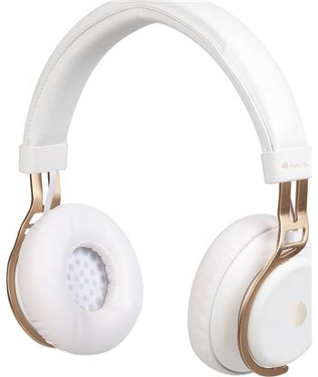 Auriculares bluetooth Ngs ártica lust white - alcance 10m - micrófono - dia ARTICALUSTWHITE - ARTICALUSTWHITE