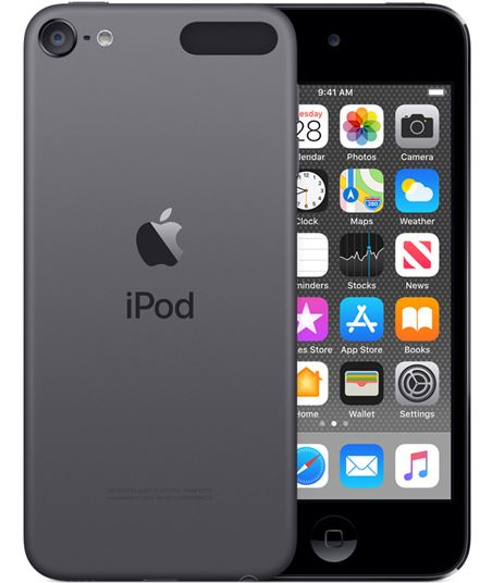 Apple ipod touch 128gb gris espacial - mvj62py/a - MVJ62PYA