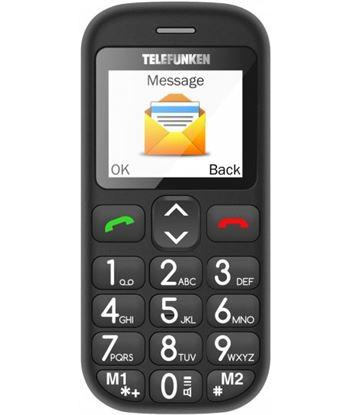 Teléfono móvil libre Telefunken tm 110 cosi - pantalla 1.77''/4.49cm - tecla TTM00110BE - TLTM110B