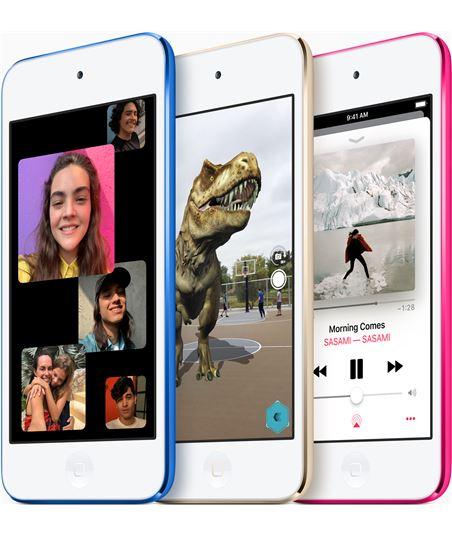 Apple ipod touch 256gb rosa - mvj82py/a - 71434795_4540114834