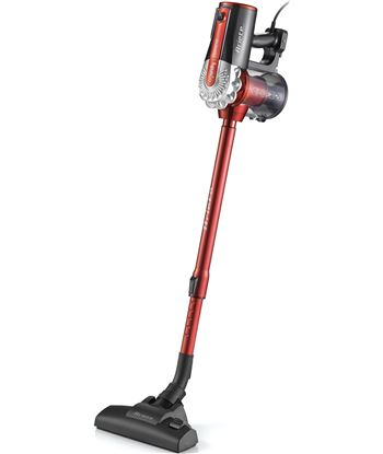 Ariete ETE 2761 aspirador escoba evo 2 en 1 2761 rojo/gris - 600w - aspirador de man - ARIETE 2761
