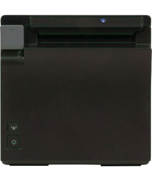 Impresora de tickets térmica Epson tm-m30b negra - velocidad 200mm/s - roll C31CE95112 - C31CE95112