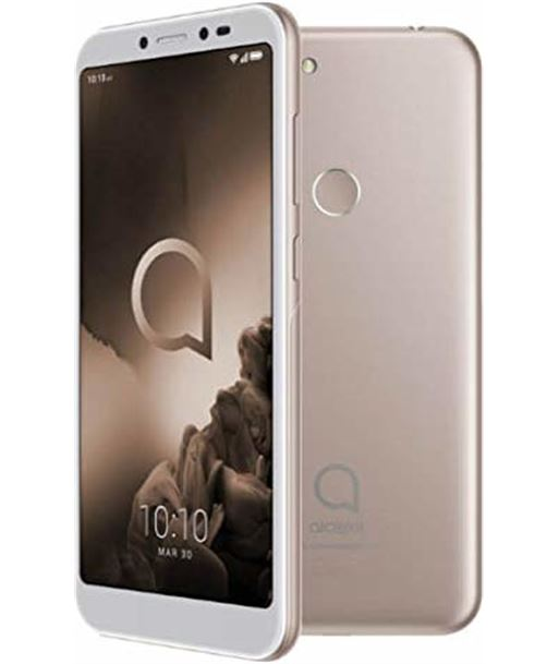 Smartphone m?vil Alcatel 1s 5024f metallic gold - 5.5''/13.97cm - oc - 4gb r 5024F-2DALWE2 - ALC-SP 5024F MGOLD