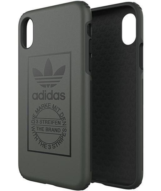Nuevoelectro.com carcasa adidas original dual layer negra compatible con iphone x / xs - núc 29218 - ADI-FUNDA 29218