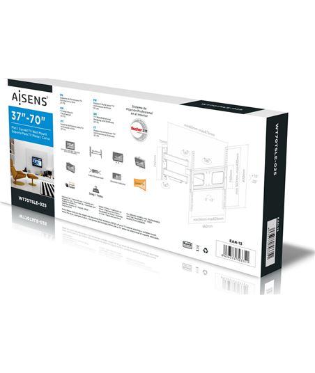 Nuevoelectro.com soporte de pared aisens wt70tsle-025 para pantallas 37-70''/94-177cm - hasta - 70329716_0405958815