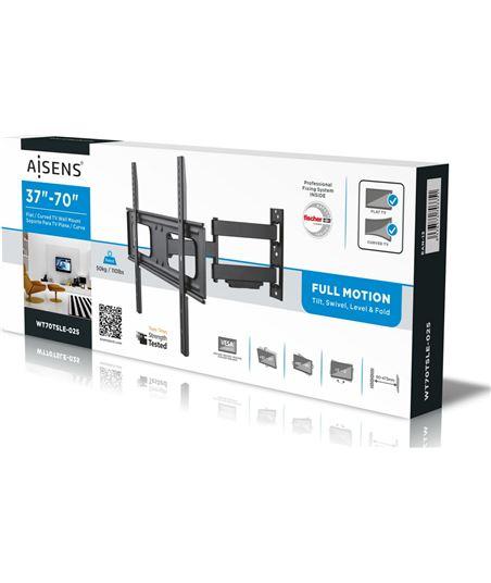 Nuevoelectro.com soporte de pared aisens wt70tsle-025 para pantallas 37-70''/94-177cm - hasta - 70329716_6169172454