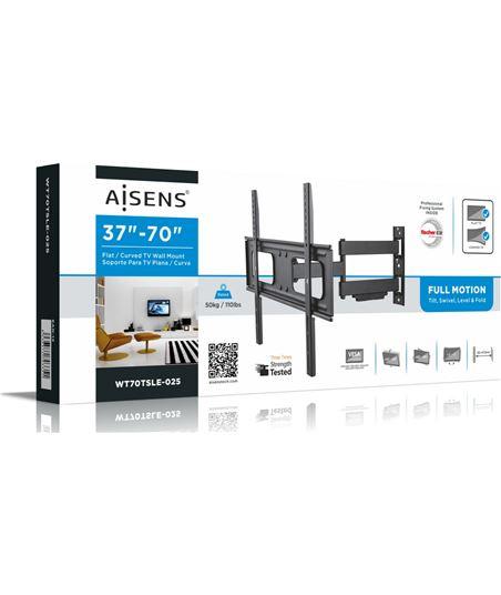 Nuevoelectro.com soporte de pared aisens wt70tsle-025 para pantallas 37-70''/94-177cm - hasta - 70329716_6457331369