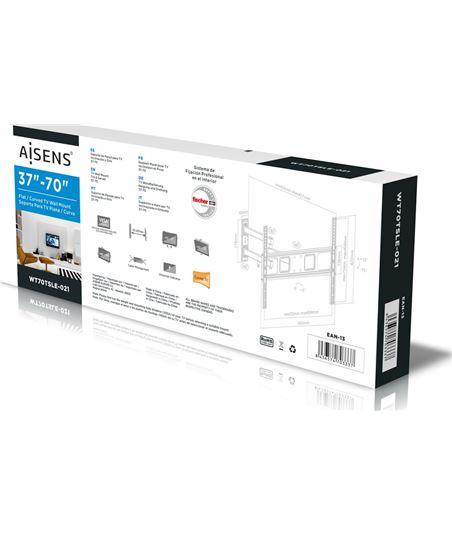 Nuevoelectro.com soporte de pared aisens wt70tsle-021 para pantallas 37-70''/94-177cm - hasta - 70329768_8513269909