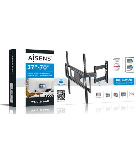 Nuevoelectro.com soporte de pared aisens wt70tsle-021 para pantallas 37-70''/94-177cm - hasta - 70329768_0843670907