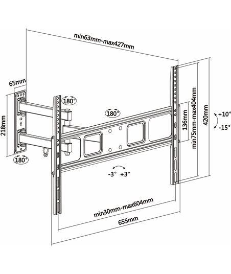 Nuevoelectro.com soporte de pared aisens wt70tsle-021 para pantallas 37-70''/94-177cm - hasta - 70329768_5830721353