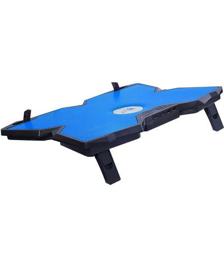 Soporte refrigerador Spirit of gamer airblade 500 blue - para portátiles ha SOG-VE500BL - 35443772_9291498473