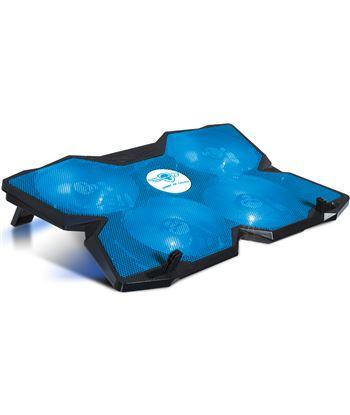 Soporte refrigerador Spirit of gamer airblade 500 blue - para portátiles ha SOG-VE500BL