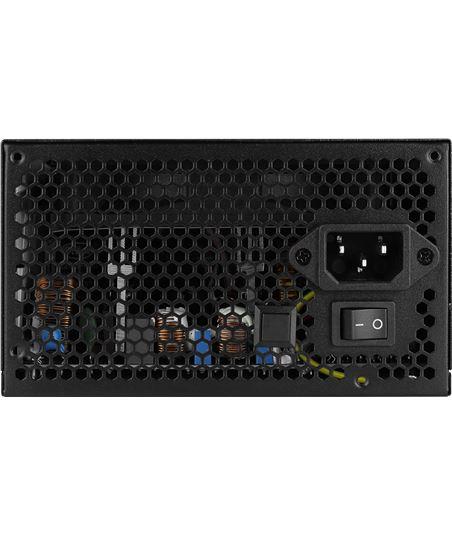 Fuente alimentación Aerocool lux rgb 650m - 600w - ventilador 12cm - eficie LUXRGB650M - 69278630_1150125980