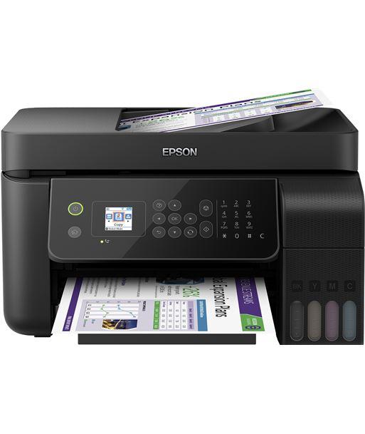 Multifunción Epson wifi con fax ecotank et-4700 - 33/15ppm borrador - scan C11CG85402 - C11CG85402