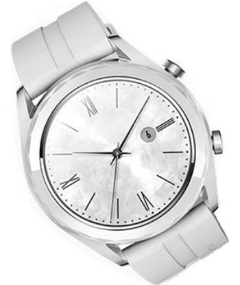 Reloj inteligente Huawei gt elegant 42mm white - pantalla 3.04cm amoled - b 55023877