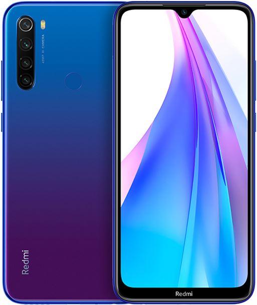 Smartphone m?vil Xiaomi redmi note 8t starscape blue - 6.3''/16cm - oc 2.5gh MZB8479EU - MZB8479EU