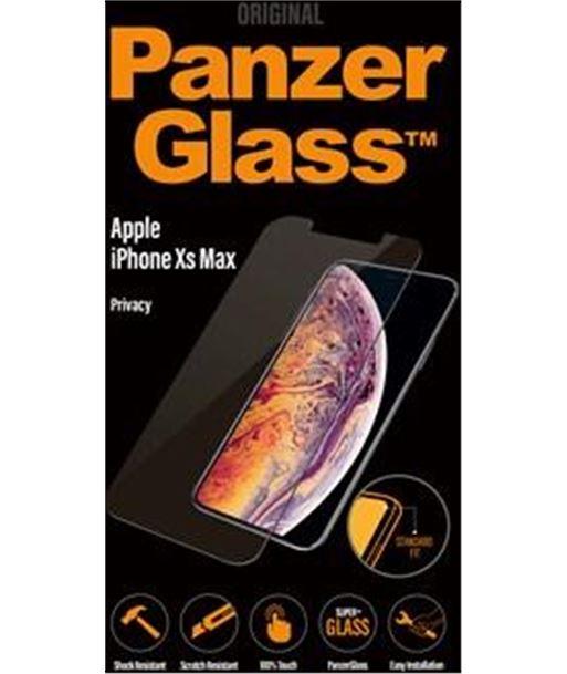 Nuevoelectro.com protector de pantalla panzerglass p2639 para iphone xs max - cristal templa - PANZ-PROTEC P2639