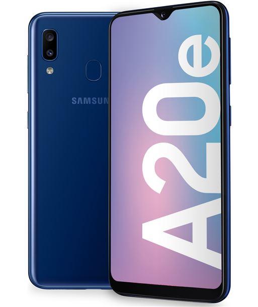 Smartphone m?vil Samsung galaxy a20e blue - 5.8''/14.7cm - cam (13+5)mp/8mp A202 DS BLUE - SAM-SP A202 DS BLUE