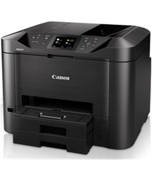 Multifunción Canon wifi con fax maxify MB5450 - 24/15.5 ipm - duplex - scan - MB5450