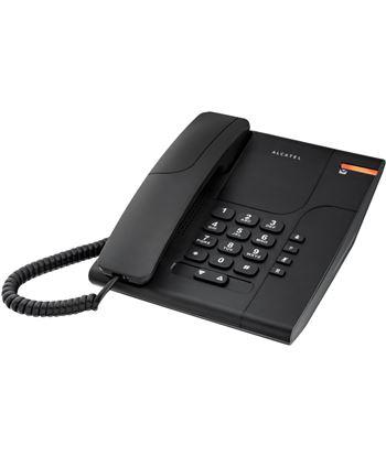 Teléfono Alcatel TEMPORIS 180 NEgro - marcación tonos / pulsos - indicador