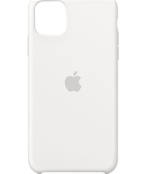 Funda Apple iphone 11 pro max silicone case - blanca - MWYX2ZM/A - APL-FUN MWYX2ZMA
