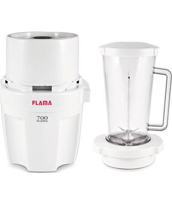 Nuevoelectro.com picadora flama pikatti con vaso para licuar - 700w - capacidad 200g - lamin 1706fl