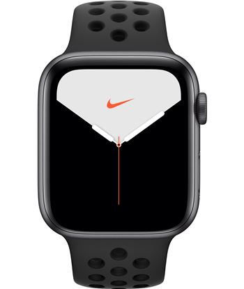 Apple watch nike series 5 gps cell 44mm caja aluminio gris espacial con co MX3F2TY/A