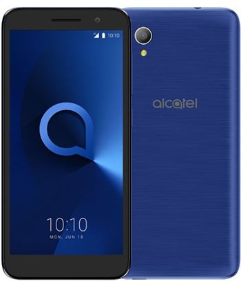 Alcatel 5033D BK smartphone móvil 1 2019 black - 5''/12.7cm - qc mediatek mt6739 - 1g - ALC-SP 5033D BK