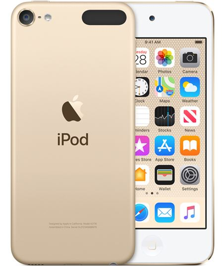 Apple ipod touch 256gb oro - mvj92py/a - MVJ92PYA