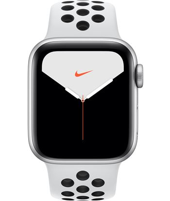 Apple watch nike series 5 gps cell 40mm caja aluminio plata con correa pla MX3C2TY/A