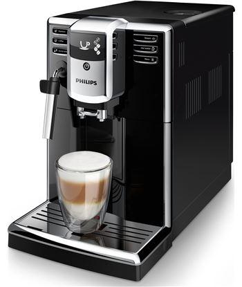 Cafetera Philips 5000 series negra - 5 ajustes molinillo - 5 ajustes intens EP5310/10