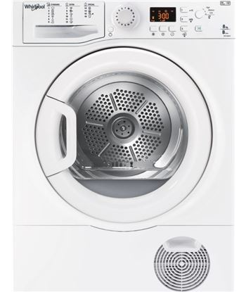 Secadora condensacion Whirlpool WTD850BWEU 8kg blanca b