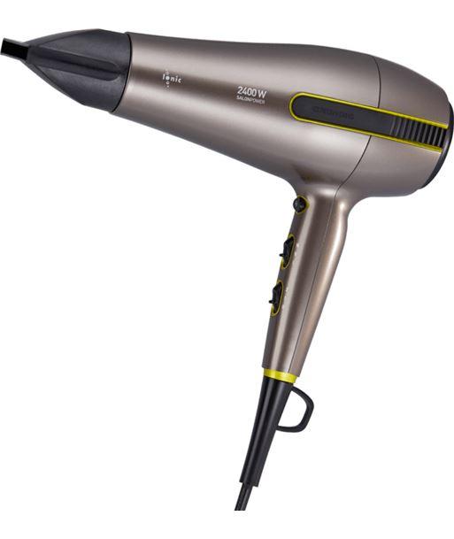 Grundig gris limón HD8680 secador de pelo 2400w función iónica - +015287
