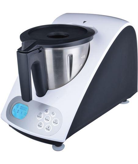 Superchef VA1500 COOKMIX robot de cocina 1000w cocción 500w mezclado 2l cap - VA1500