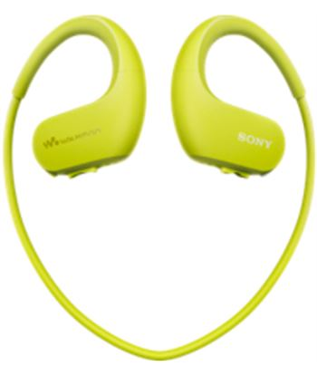 Sony nwws413g verde lima reproductor mp3 4gb / esport / acuático NWWS413G.CEW VE