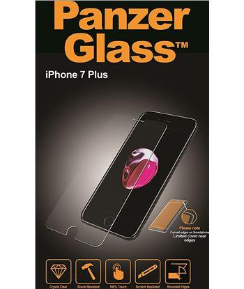 Apple panzerglass protector cristal ultraresistente iphone 7 plus - +96173