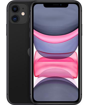 Apple movil iphone 11 6,1'' 64gb black mwlt2ql_a Telefonos móbiles - MWLT2QLA