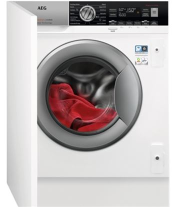 Lavadora/secadora  carga frontal  8kg Aeg L7WEC842BI 4kg secadora