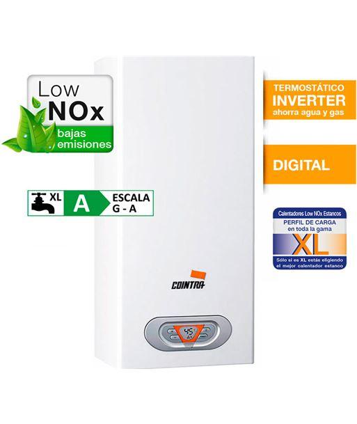 Calent. gas natural Cointra supreme cpe10tn (v1516) COICPE10TN - 8430709515086-TN