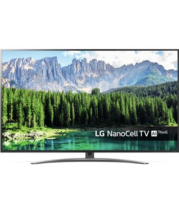 Tv led 138 cm (55'') Lg 55SM8600 ultra hd 4k nano cell smart tv con intelige
