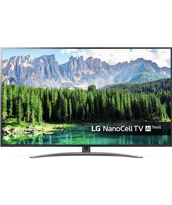 Tv led 138 cm (55'') Lg 55SM8600 ultra hd 4k nano cell smart tv con intelige