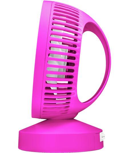 Ventilador refrigeración usb Trust summer rosa 22582 - 53718166_1677755866