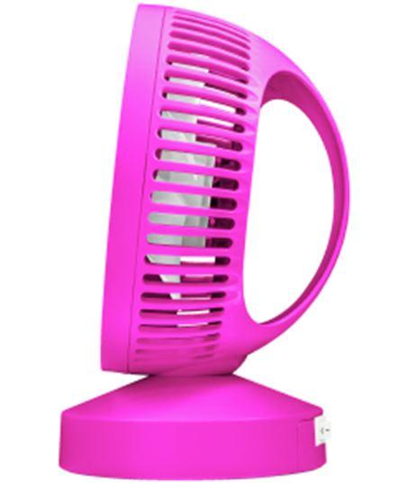 Ventilador refrigeración usb Trust summer rosa 22582 - 53718166_8568083918
