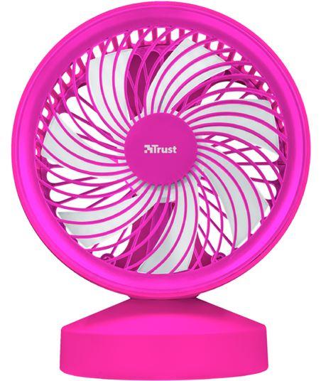 Ventilador refrigeración usb Trust summer rosa 22582 - 53718166_6056314508