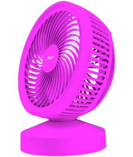 Ventilador refrigeración usb Trust summer rosa 22582 - 22582