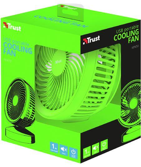 Ventilador refrigeración usb Trust summer verde 22581 - 53718144_2471582424