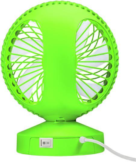 Ventilador refrigeración usb Trust summer verde 22581 - 53718144_1664159218